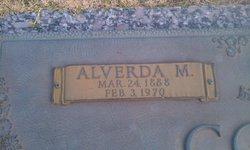 Alverda May <i>Thompson</i> Coker