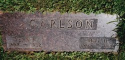 Mae Hazel <i>Hedberg</i> Carlson