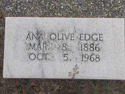 Ana Olive Edge