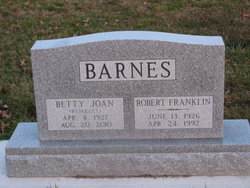 Robert Franklin Barnes