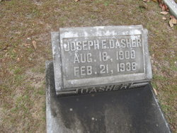 Joseph Edwin Dasher