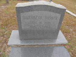 Sarah Elizabeth Elizabeth Dasher