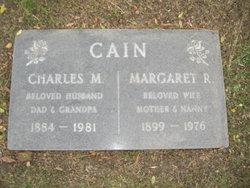 Charles M Cain