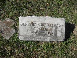Genevieve <i>Rittlemeyer</i> Creeden