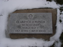 Clarence D. Bunch
