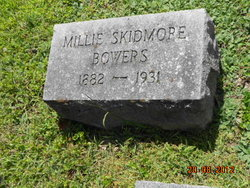 Millie <i>Skidmore</i> Bowers