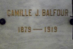 Camille J Balfour