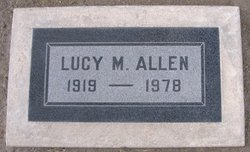 Lucy May Allen