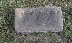 Margaret Elizabeth Beauchamp