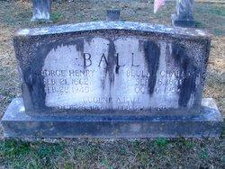 Beulah <i>Chaffin</i> Ball