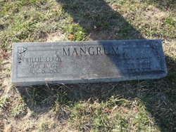 Eva Dona <i>Crockett</i> Mangrum