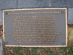 Carter Glen Stanley