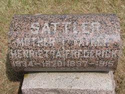 Henrietta <i>Moritz</i> Sattler