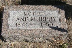 Jane E Murphy