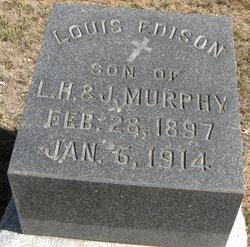 Louis Edison Murphy