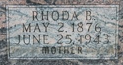 Rhoda Belle <i>Moore</i> Brewer
