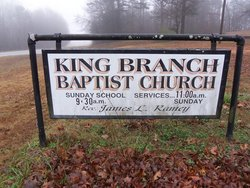 King Branch Baptist Church Cemetery