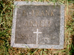 Benjamin Frank Arnett