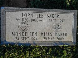 Lorn Lee Baker