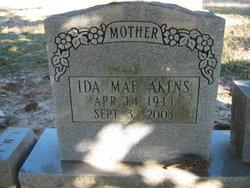 Ida Mae <i>Chatman</i> Akins