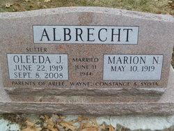 Oleeda <i>Sutter</i> Albrecht