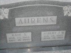 Kate S. <i>Hoon</i> Ahrens