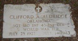 Clifford A. Aldridge