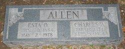 Charles Alfred Allen