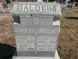 Rachel C. <i>Westfall</i> Baldwin