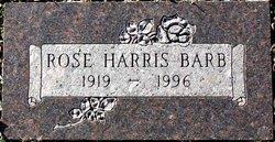 Rose K. <i>Harris</i> Barb