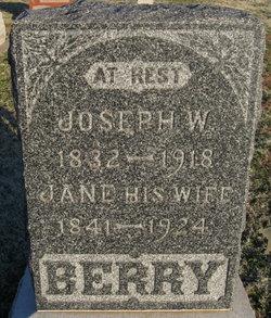 Joseph Wilson Berry