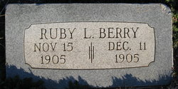 Ruby L Berry