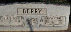 Vernon Edward Berry