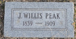 J. Willis Peak