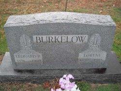 Leonard R. Burklow