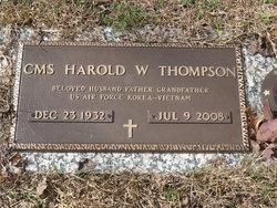 Harold W. Tom Thompson