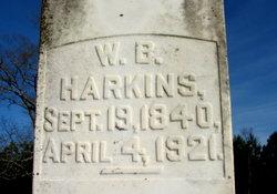 William Benton Harkins