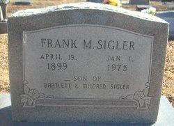 Frank Marion Sigler