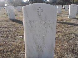 Phyllis Aileen <i>Johnson</i> Burton