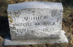 Minnie Augusta <i>Radtke</i> Morack