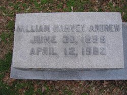 Rev William Harvey Andrew, Sr