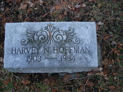 Harvey N Hoffman