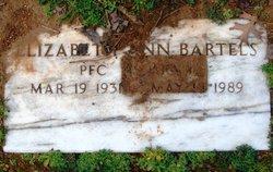 Elizabeth Ann <i>Bartels</i> Baker