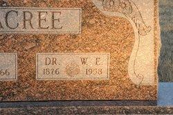 Dr Walter Ennis Acree