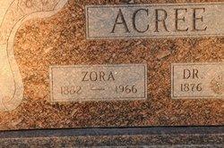Zora Acree
