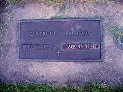 Gertrude Stella <i>Miller</i> Ammons