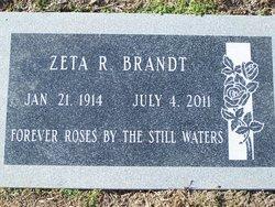 Zeta Ozella <i>Rodgers</i> Brandt