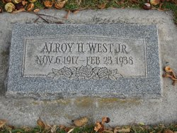 Alroy Hooley West, Jr