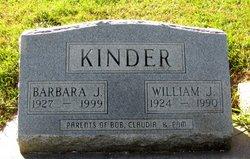 Barbara June <i>Duncan</i> Kinder