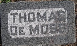 Thomas L DeMoss